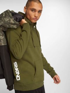 Dangerous DNGRS / Hoodie Perth in olive