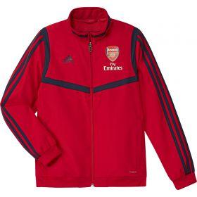 Arsenal Pre Match Jacket - Red - Kids