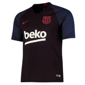 Barcelona Strike Training Top - Red