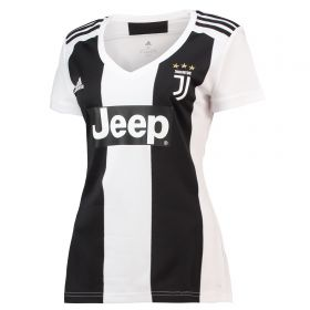 Juventus Home Shirt 2018-19 - Womens with Ronaldo 7 printing