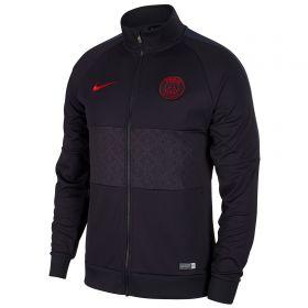 Paris Saint-Germain I96 Jacket - Grey