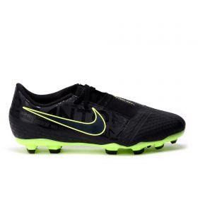 Nike Phantom VNM Academy Firm Ground Football Boots - Black - Kids