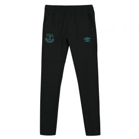 Everton Presentation Pants - Black - Kids
