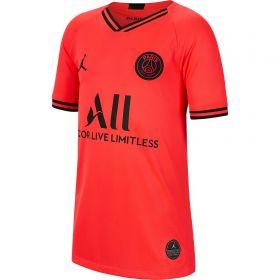 Paris Saint-Germain Away Stadium Shirt 2019-20 - Kids