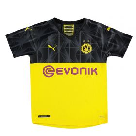 BVB Cup Home Shirt 2019-20 - Kids with Schulz 14 printing