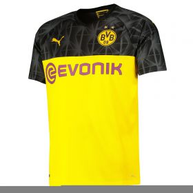 BVB Cup Home Shirt 2019-20 with Paco Alcacer 9 printing