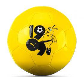 BVB Kids Graphic Mini Ball - Yellow
