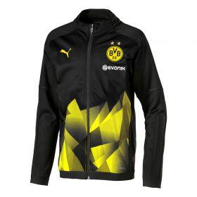 BVB Stadium Jacket - Black