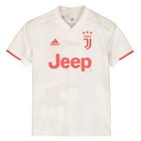 Juventus Away Shirt 2019-20 - Kids with Ronaldo 7 printing