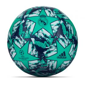 Real Madrid Finale Ball - Green