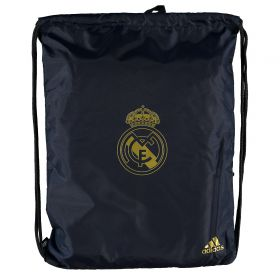 Real Madrid Gym Bag - Navy