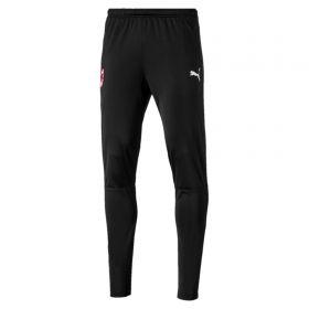 AC Milan Training Pants - Black