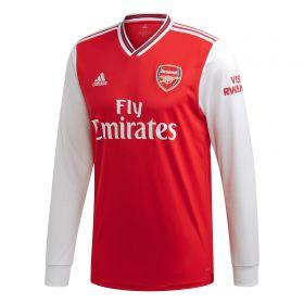 Arsenal Home Shirt 2019-20 - Long Sleeve