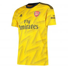 Arsenal Away Shirt 2019-20 with Pepe 19 printing