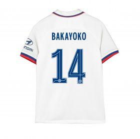 Chelsea Away Cup Stadium Shirt 2019-20 - Kids with Bakayoko 14 printing