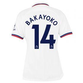Chelsea Away Stadium Shirt 2019-20 - Womens with Bakayoko 14 printing