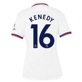 Chelsea Away Stadium Shirt 2019-20 - Womens with Kenedy 16 printing