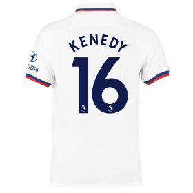 Chelsea Away Stadium Shirt 2019-20 with Kenedy 16 printing