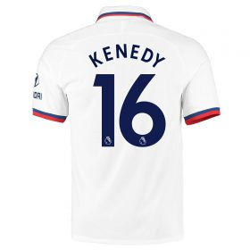 Chelsea Away Vapor Match Shirt 2019-20 with Kenedy 16 printing