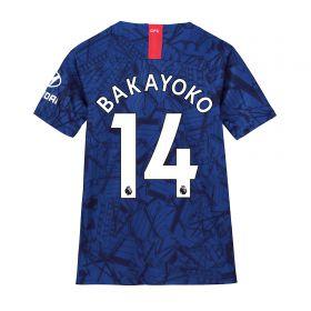 Chelsea Home Stadium Shirt 2019-20 - Kids with Bakayoko 14 printing
