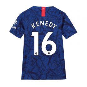 Chelsea Home Stadium Shirt 2019-20 - Kids with Kenedy 16 printing