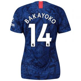 Chelsea Home Stadium Shirt 2019-20 - Womens with Bakayoko 14 printing