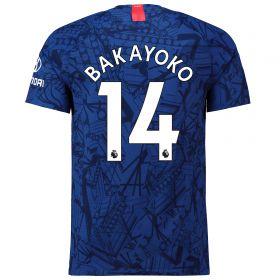 Chelsea Home Vapor Match Shirt 2019-20 with Bakayoko 14 printing