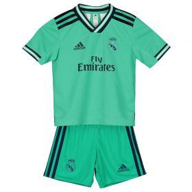 Real Madrid Third Mini Kit 2019 - 20