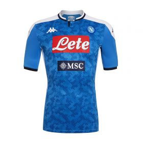 SSC Napoli Home Stadium Shirt - Mens