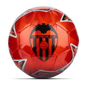 Valencia CF Puma One Laser Football - Orange