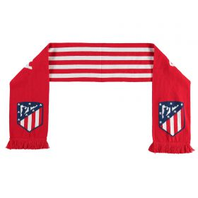 Atlético de Madrid Reversible Scarf - Red/White