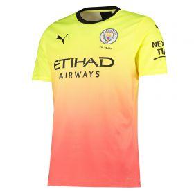 Manchester City Third Shirt 2019-20 with João Cancelo 27 printing