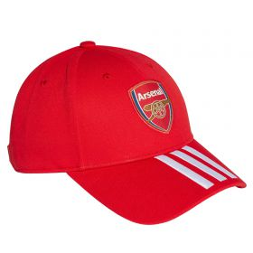 Arsenal C40 Cap - Red