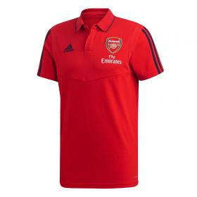 Arsenal Training Polo - Red