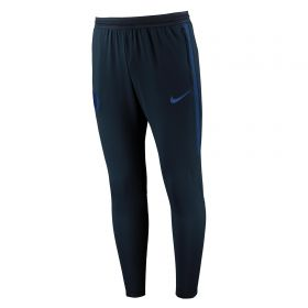 Chelsea Strike Training Pants - Navy