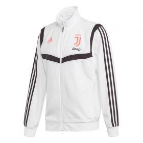 Juventus Pre Match Jacket - White