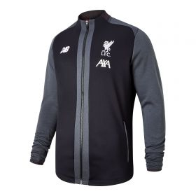Liverpool Managers Game Jacket - Black