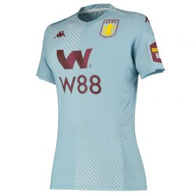 Aston Villa Away Shirt 2019-20 - Womens with Hourihane 14 printing