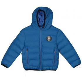 Chelsea Lightweight Quilted Jacket - Blue - Infants
