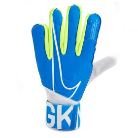 Nike Match Goalkeeper Gloves - Blue