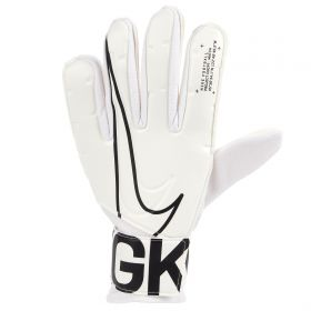 Nike Match Goalkeeper Gloves - White