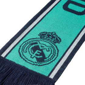 Real Madrid Fans Third Scarf - Green