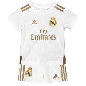 Real Madrid Home Baby Kit 2019 - 20 with E. Militão 3 printing