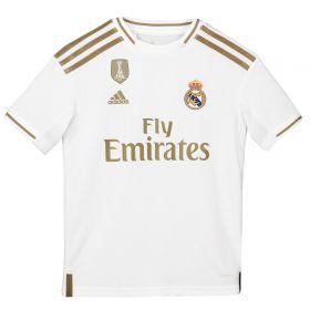 Real Madrid Home Shirt 2019-20 - Kids with Rodrygo 27 printing