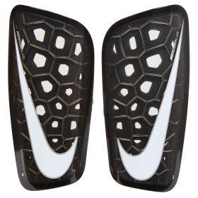 Nike Mercurial Lite Shinguards - Grey/Red