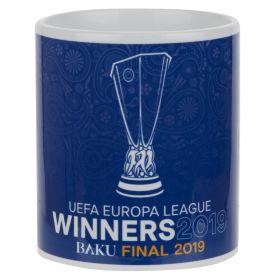 Chelsea UEFA Europa League Winners 2019 Mug