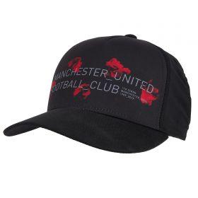 Manchester United Cap - Black