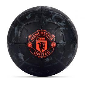 Manchester United Capitano Ball - Black