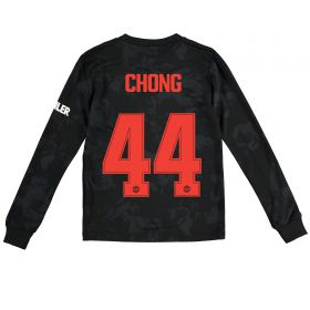 Manchester United Cup Third Shirt 2019 - 20 - Kids - Long Sleeve with Chong 44 printing