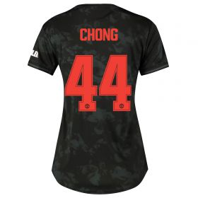 Manchester United Cup Third Shirt 2019 - 20 - Womens with Chong 44 printing